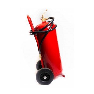 Carro extintor 25Kg