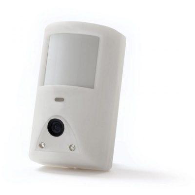 Detector pasivo infrarrojos con cámara integrada